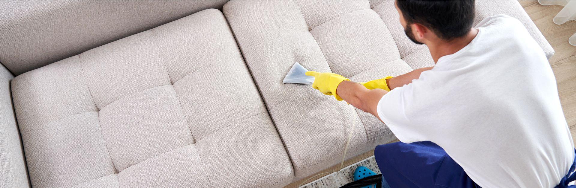 Υπηρεσίες καθαρισμού και απολύμανσης.